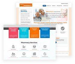 Pharmacy Website Developers