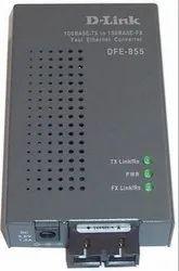 DFE-855S-15I Media Converter