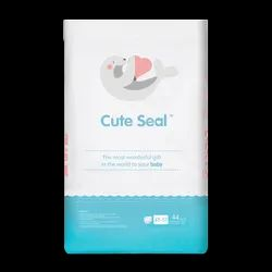 Cute Seal - Canadian Premium Baby Diapers - Extra Large - 44 Pcs (Pant type /Pull-ups Type)