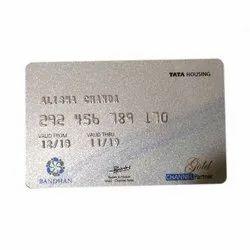 Atm PVC Card Printing Services