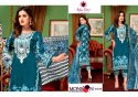 Nafisa Cotton Monsoon Vol-4 Pakistani Printed Suits Catalog