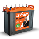 Livfast Tubular Battery
