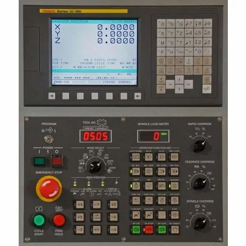 Fanuc CNC Controller, IP Rating: 68