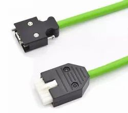Siemens Servo Encoder Cable 6FX3002-2CT20-1AD0 For Siemens V90