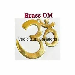 Decor-02 Om Brass