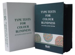 ASF Colour Blindness Book