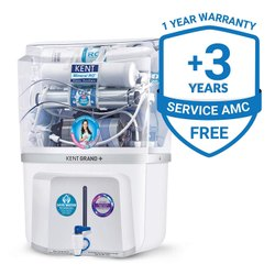 ABS塑料Kent Grand Plus新的净水器,膜型:RO,活性炭