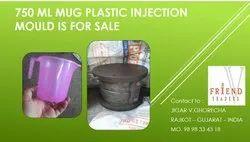Ohns Cold Runner 750 ML MUG PLASTIC INJECTION MOULD