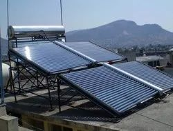 Solar Water Heating System From Goyam Solar