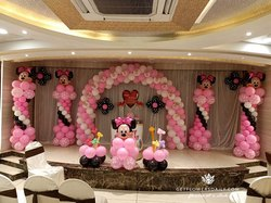 Birthday Balloon Decoration Service, in Bangalore, Home, Office