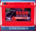 Mtreddin74 Exide Metrix Battery