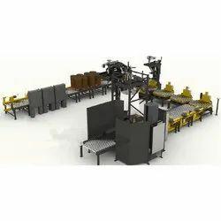 Bulk Container Filler System