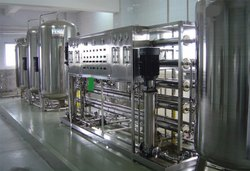 10000 LPH Mineral Water Plant