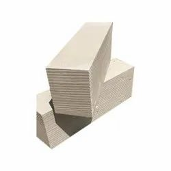 Gray Rectangle Building Brick Fly Ash Construction Block