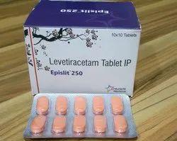 Levetiracetam 250 mg Tablet