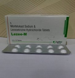 Levocetrizine and Montelukast Tablet