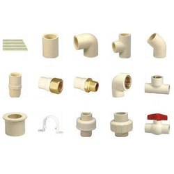 Kisan KSR CPVP Pipe Fitting, Packaging Type: Box