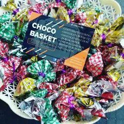 Brown Diwali Homemade Chocolates