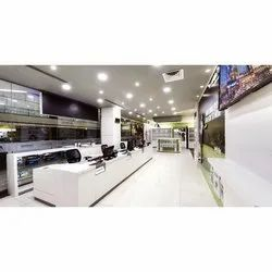 Showroom Interior Designing Service