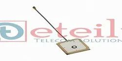 Internal GPS Antenna For Vehicle Tracking With Ipex Connector, Size25x25mm