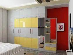 Rectangular Wooden Office Modular Furniture