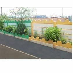 Garden Concrete Curbing