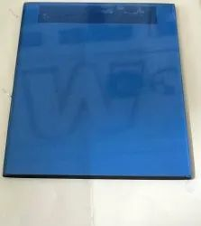 8 MM, 10 MM, 12 MM Blue Tinted Glass