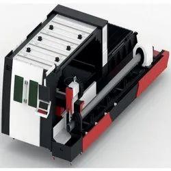 Sheet-Pipe Fiber Laser Cutting Machine