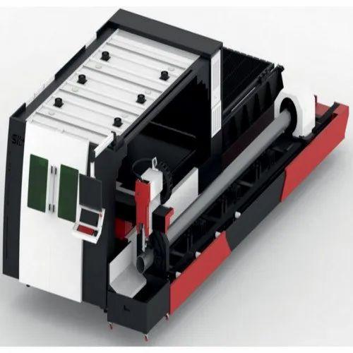 Laser Cutting Machine - Fiber Laser Metal Cutting Machine