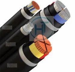 UG Armoured Control Cable