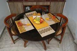 PVC Dinning Table Runner & Mats