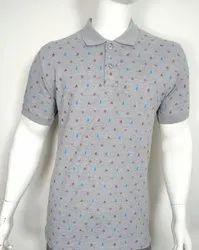Polo Printed T Shirt