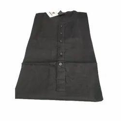 Cotton Casual Wear Ladies Straight Lenin Kurti, Size: M-5XL, Wash Care: Machine wash