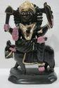 Black Marble Sani Statue
