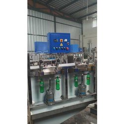 Pneumatic Four Head Bottle Filling Machine