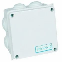 Square ABS Junction Box