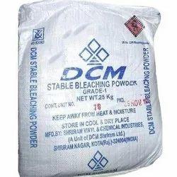 25 kg DCM Shriram Stable Bleaching Powder