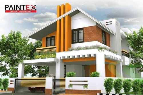 Regular Painting Residential Paint Contractor, Area / Size: 1000, Indore