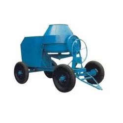Cement Concrete Mixer Machines