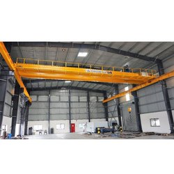 Electric Double Girder EOT Cranes