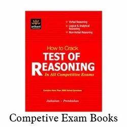 English Test Of Reasoning Book, Arihant