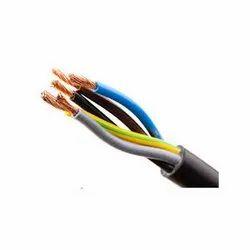 PVC 5 Core Electric Cable, 220 V
