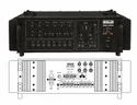 SSA-10000 PA Mixer Amplifiers
