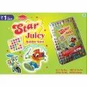 Kamco Star Juicy Bubble Gum, Packaging Type: Packet