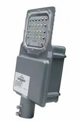 9W Semi Integrated Solar Street Light(Inbuilt Li-ion Battery)