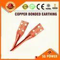 SG325 RCB Copper Bonded Earthing Rod