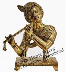 Brass Modern Krishna