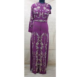 Moroccan Caftan Embroidery Services