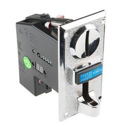 2 Value Coin Acceptor