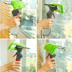 Spray Window